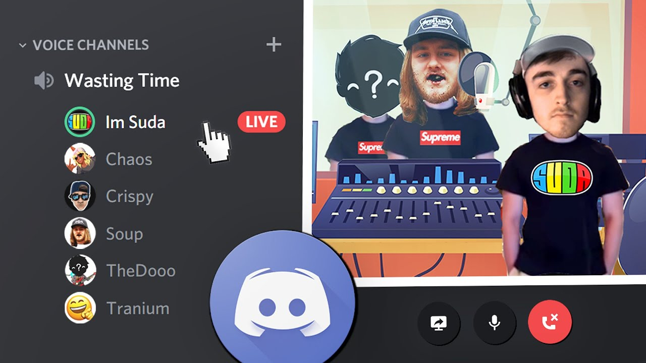We made a song in Discord.. (Ft. TheDooo)