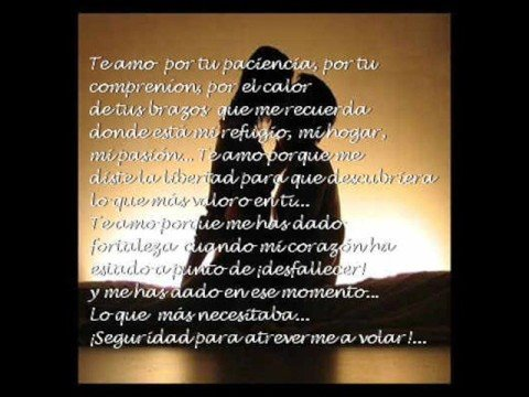 Magali Sauceda Video Poema Para Mi Gran Amor Youtube