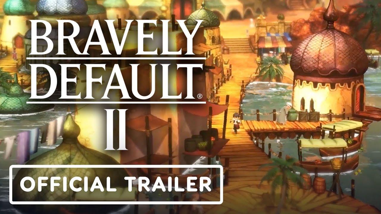 Bravely Default 2 - Official Gameplay Trailer (Nintendo Direct Mini) - IGN