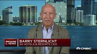 Starwood CEO on coronavirus outbreak's impact on business and investments