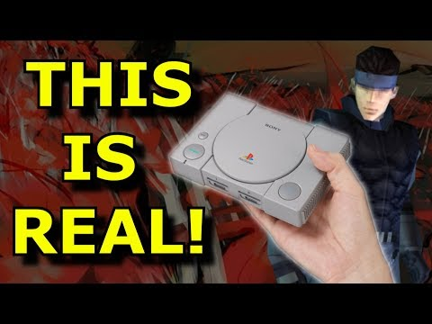 Is PlayStation Classic AWESOME?! The 9 PS1 Games This NEEDS!