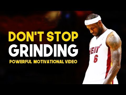 KEEP GRINDING – Best Motivational Videos Compilation (very powerful)