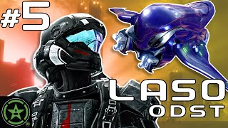 This Should've Been 10 Minutes! - Halo 3 LASO ODST (Part 5)