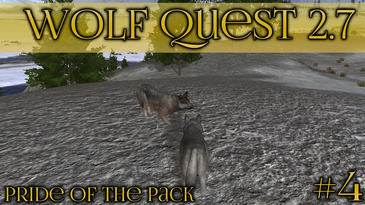 Download Stormy Skies & Forest Glens 🐺 Wolf Quest 2.7 - Pride of the Pack 🐺 Episode #4