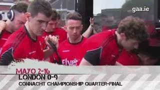 Road to the 2016 All-Ireland Football Final: Dublin vs Mayo