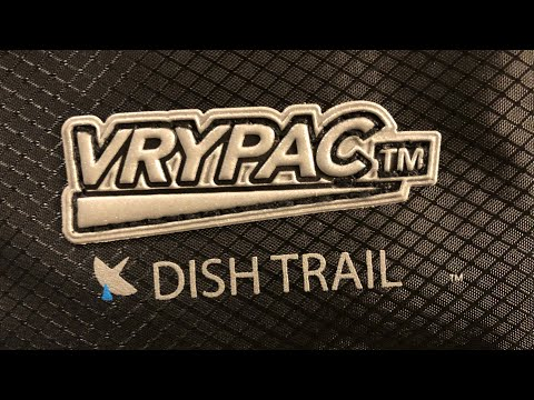 Vrypac DISH TRAIL New Backpack For Travel