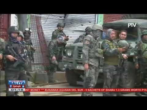 13 Maute, patay sa operasyon ng militar
