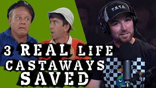 Real Life Castaways found on Deserted Isle | TSTO Clips
