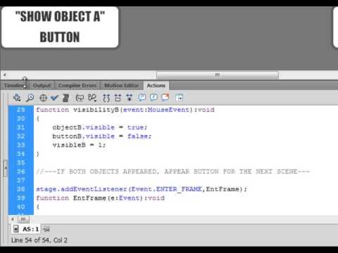 Flash AS3 Error Code 1009 Simplified