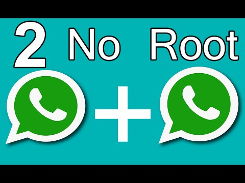 How to Install 2 WhatsApp in 1 Android Phone No Root [2016] thumbnail