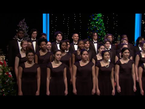 Edgewater High School -- O Come All Ye Faithful