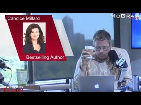 "Candice Millard on her latest book ""Hero of the Empire"""