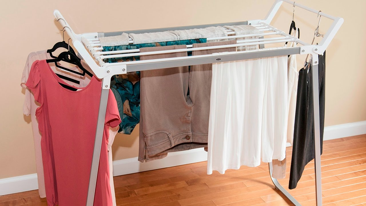 Por qu no debes secar la ropa dentro de casa youtube - Ropa para casa ...