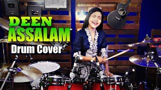 DEEN ASSALAM | SABYAN | Drum Cover by Nur Amira Syahira