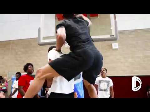 Jordan Clarkson Claims BODIES! Campers Mess Around | Dreamers