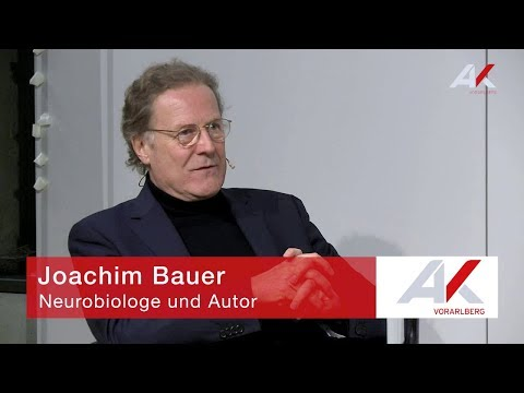 Joachim Bauer: Das Gedächtnis des Körpers