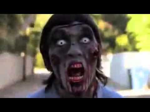 Zombie bailando Skrillex Bangarang matiasmxcom