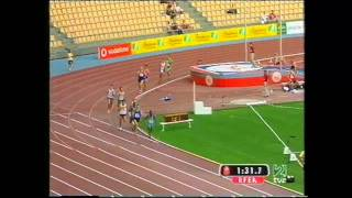 Antonio Reina Gran Premio Sevilla A L  800 m l