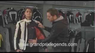 Spidi Ladies Venture H2Out Motorcycle Jacket
