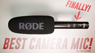Rode VideoMic NTG Camera Shotgun Mic Review / Test