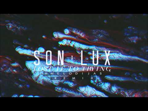 son lux lost it to trying mmelodijas remix youtube. Black Bedroom Furniture Sets. Home Design Ideas