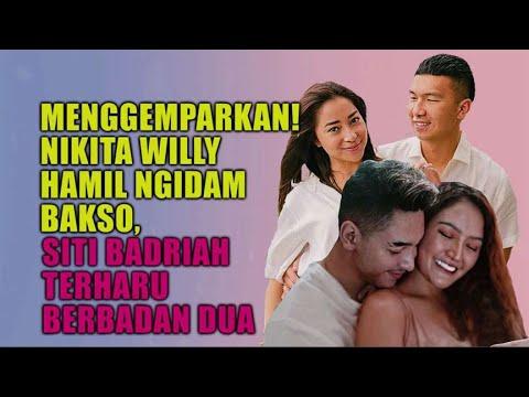 Download Terharu!! Nikita Willy dan Siti Badriah Bagikan Momen Kabar Kehamilan   Status Selebritis