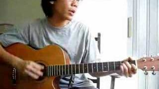 You Are My All In All Cover (Daniel Choo)