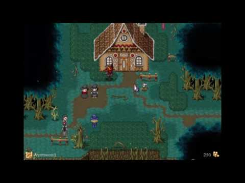 Aveyond 4: Shadow of the Mist - Gameplay: Part 1 - Gathering Tickets |