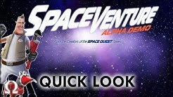 "Ohm's ""SpaceVenture Alpha Demo"" Quick Look - PC / Kickstarter"