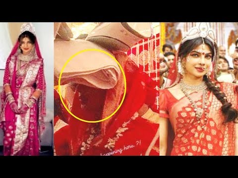 Priyanka Chopra Wedding Pics Going Viral - Is Priyanka Chopra Already Married To Nick Jonas?