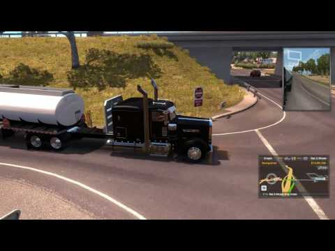 American Truck Simulator: Little Rock, AR To Nashville, TN