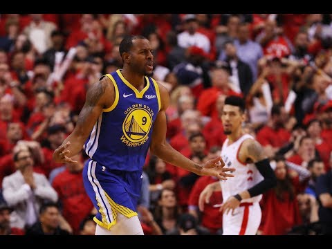 Andre Iguodala's Best Plays As A Golden State Warrior