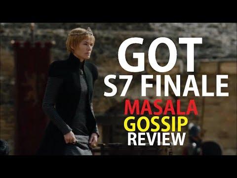 Game Of Thrones S7 Finale Masala Gossip Review