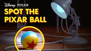 Luxo Ball Easter Eggs | Disney•Pixar