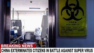 BREAKING: DEMONIC FORCES BEHIND SPREAD OF WUHAN SUPER VIRUS