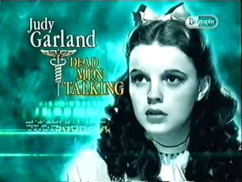 What Killed Judy Garland 1