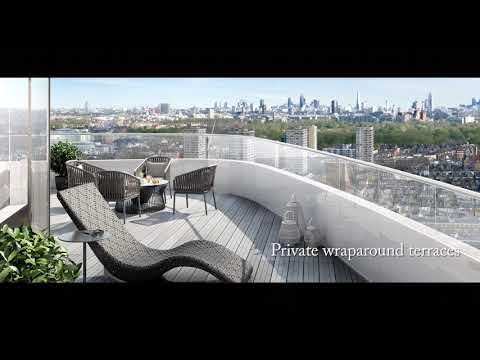 Barratt London Penthouse collection