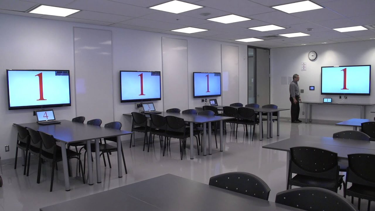 Classroom Design For Active Learning ~ Active learning classroom eclassroom instructional video