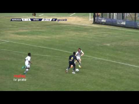 BORUSSIA M. - INTER 1-2 ( finale Europe Cup Under 12)