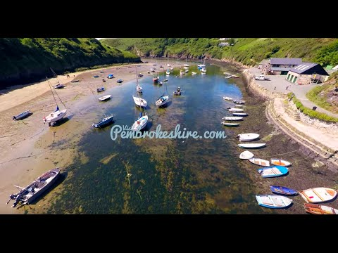 Visit Pembrokeshire - summer from the coastal path