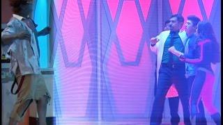 Могучие медики - Сезон 1 серия 1 - Пугливые медики | Сериал Disney