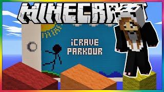 Minecraft - Desafio iCrave Parkour. (1.8 V0.4)