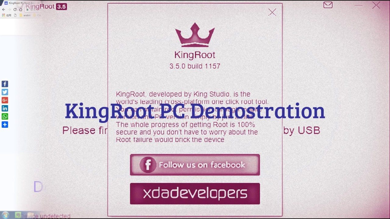 ROOT ANDROID][2 x-6 0] KINGROOT: The One-Cl… | Android