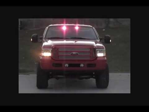 Svt3 interior emergency led lightbar for vehicles cps - Federal signal interior lightbar ...