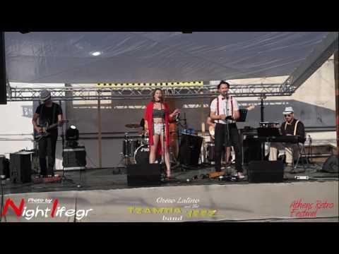 Συναυλία Greco latino and the τζαμπα jeez, στο athens retro festival