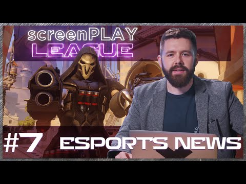 OVERWATCH Scandal & A-Paul-ing Twitch Streams | screenPLAY League