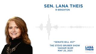 Sen. Theis talks Senate Bill 457 on the Steve Gruber Show