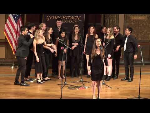 """Georgetown Saxatones - """"Knock On My Door"""" (Orig. Faouzia)"""