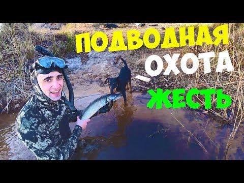 Экстремальная Подводная Охота! Филе щуки в чесночном соусе на гриле