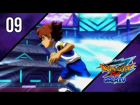 Inazuma Eleven GO Galaxy Ep.9 - ¡INAZUMA VS RAIMON!